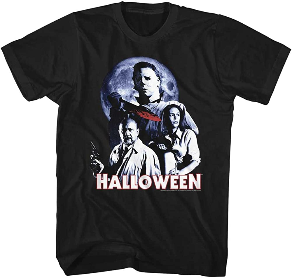American Classics Halloween The Movie Ensemble Mail order cheap Short Sleev Max 43% OFF Adult