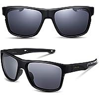 Acbluce Polarized Sport Sunglasses (Grey)