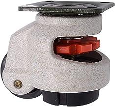 Swivel Castor Wheels 4 stuks Heavy Duty zwenkwielen zwenkwiel for Furniture Table Trolley Workbench Garage Voor meubeltafe...