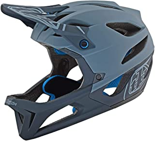 Troy Lee Designs Stage Full Face Mountain Bike Adult Helmet with MIPS and TLD Shield Logo