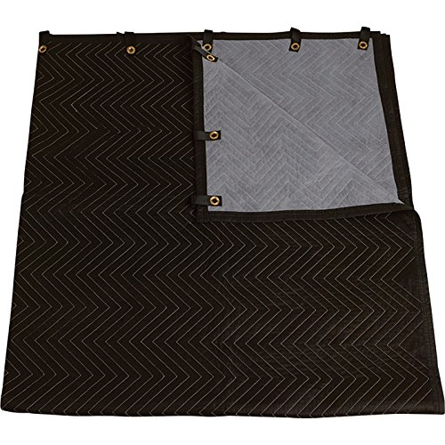 Grommeted Industrial Blanket - 78in.L x 72in.W