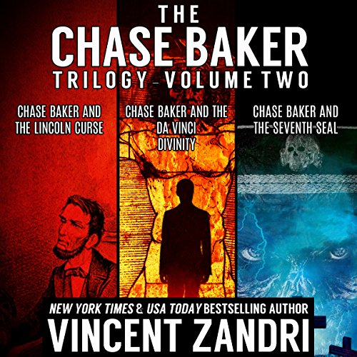 The Chase Baker Trilogy: Volume II cover art
