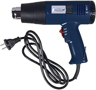 Install Proz 1800W Industrial Heat Gun With Digital Temperature Gauge ((2 attachments))