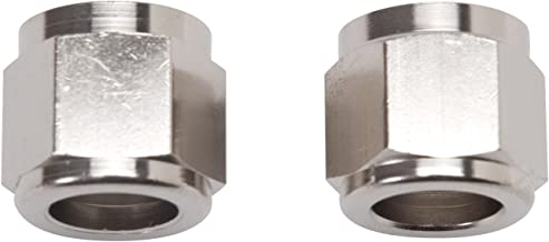 Russell 660571 Endura -6AN Tube Nut Fittings - Pack of 2