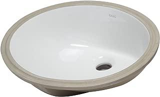 EAGO BC224 White Ceramic 18