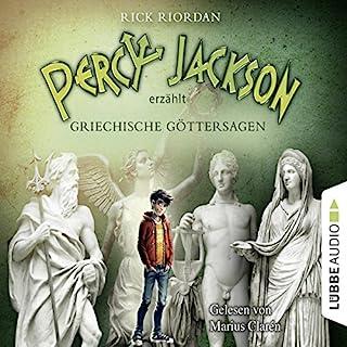 Percy Jackson erzählt - Griechische Göttersagen Titelbild