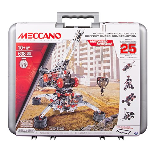 MECCANO Building & Construction Toys - Best Reviews Tips