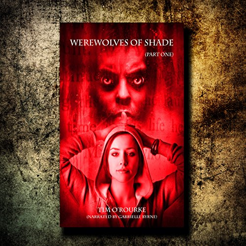 Werewolves of Shade  audiobook cover art