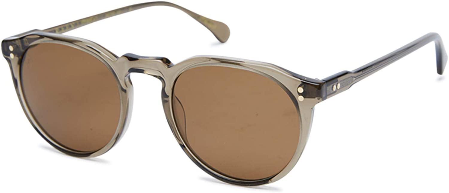 RAEN Optics Remmy 49 Ghost Brown Baltimore Mall Size Vibrant One High material Polarized