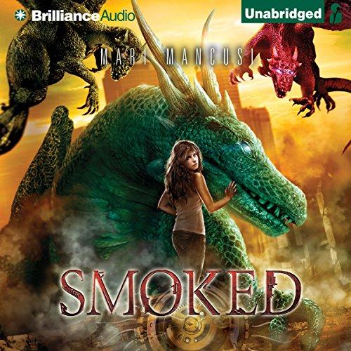 Smoked audiobook cover art