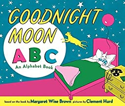 Goodnight Moon ABC Padded Board Book: An Alphabet Book by Margaret Wise Brown (2013-01-29)