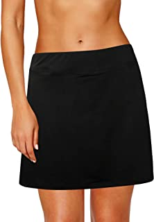 Mengar Women's Sports Tennis Golf Skirt Workout Active Skorts Built-in Shorts Casual Workout Clothes Athletic Yoga Apparel