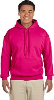 18500 - Classic Fit Adult Hooded Sweatshirt Heavy Blend - First Quality - Heliconia - 5X-Large