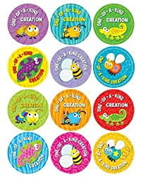 Creation Stickers for Children's Ministry
