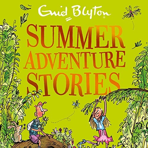 Couverture de Summer Adventure Stories
