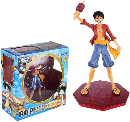 SHWSM Toy Statue Spielzeug Figur Spielzeug Modell Anime Charakter Kunsthandwerk Dekorationen Geburtstagsgeschenk 20CM