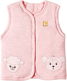 sleeveless baby vests