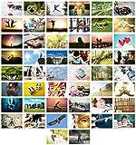 Edition Seidel Set 50 Premium Postkarten Motivationskarten Kommunikationstraining Konversation-Spiel Coaching