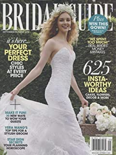 Bridal Guide Magazine September October 2019 The Perfect Dress