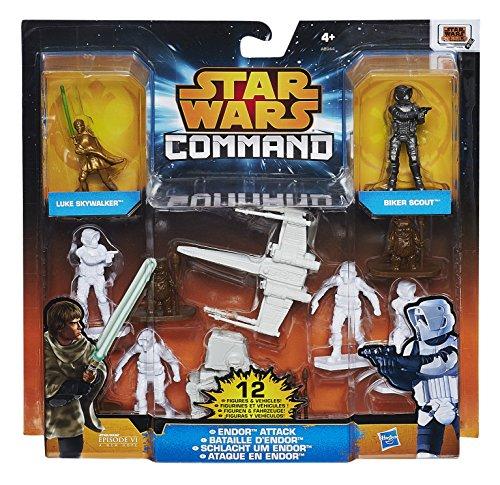 Star Wars Juego de Ataque de Comando Endor