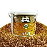Hubey Abono orgánico altamente eficaz (2,5 kg) I Vegan I Veggie Gold Abono...