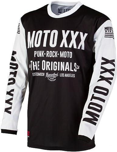 O Neal Jersey Moto Xxx Original Black White Bekleidung
