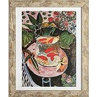 (アートフレーム) Henri Matisse Goldfish L(WH)