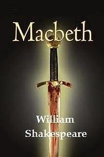 Macbeth by William Shakespeare.