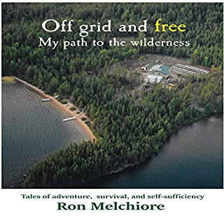 Off Grid and Free audiobook cover art