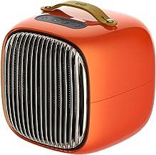 Mini Calentador de la casa pequeña Estufa Caliente Oficina de Ahorro de energía de Silencio (Color : E)