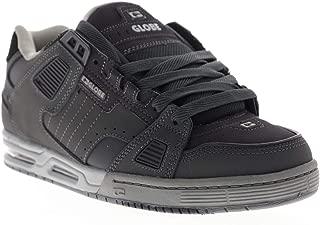 Mens Sabre Gray Athletic Skate Shoes 10.5