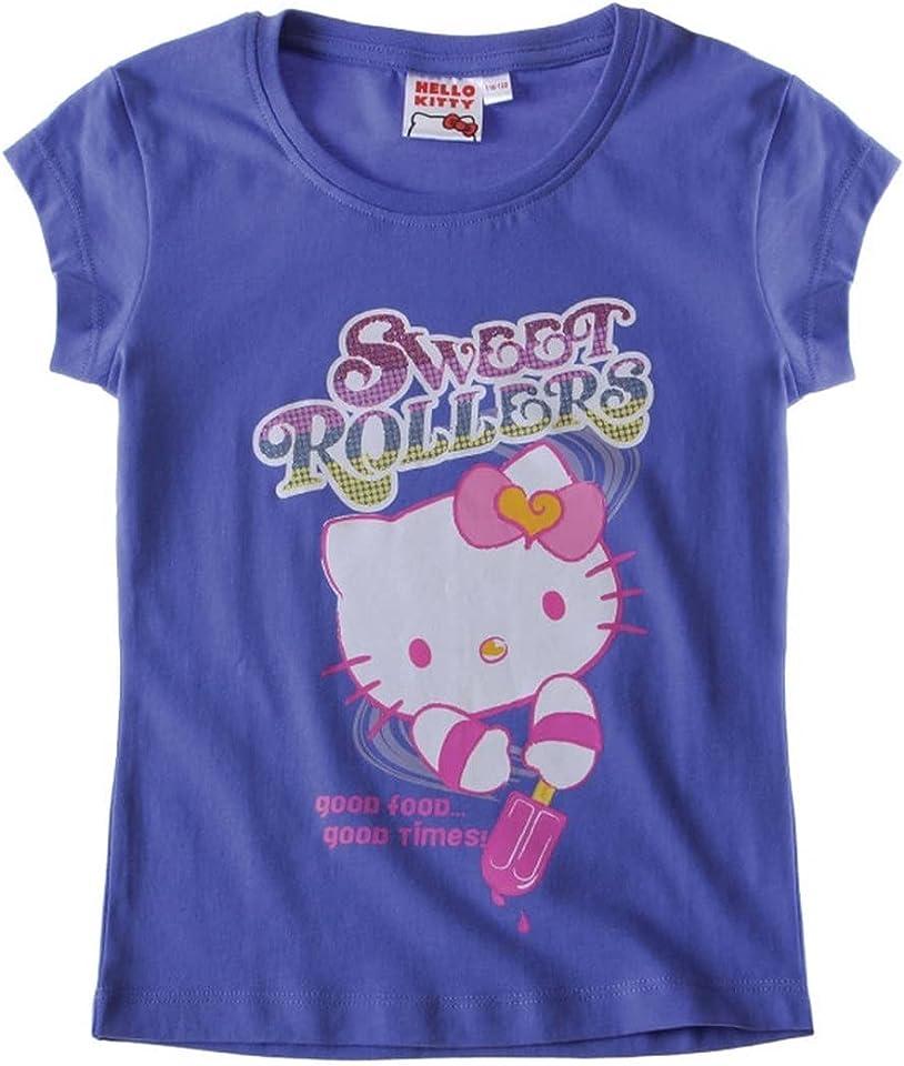 Girls' T-Shirt Purple Purple