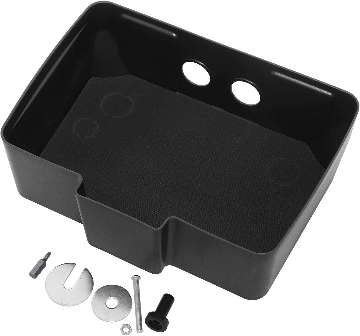 XMMT Black Hard Sale Special Price Saddlebag Organizer Kit Tray #TS100HD Mesa Mall Harley For
