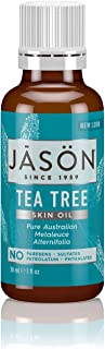 Jason Skin Oil, Tea Tree, 1 Oz