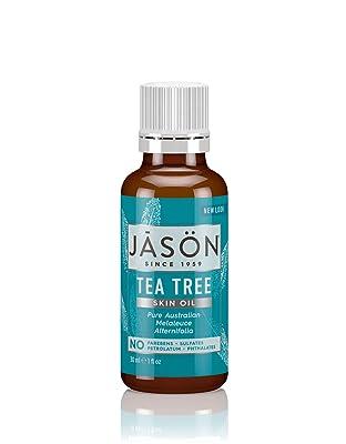 Jason Skin Oil, Tea Tree, 1 Oz