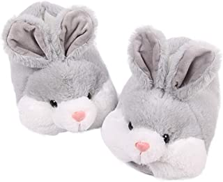 Classic Bunny Slippers Cute Plush Animal Rabbit Slippers