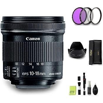PowerTrust - Objetivo gran angular para Canon EOS Rebel 77D T7i ...
