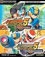 Mega Man® Battle Network 5 Official Strategy Guide de BradyGames