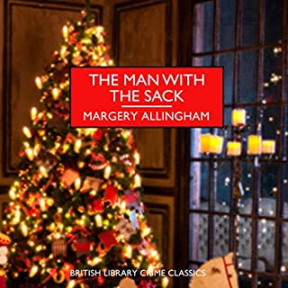 The Man with the Sack                   By:                                                                                                                                 Margery Allingham                               Narrated by:                                                                                                                                 David Thorpe                      Length: 53 mins     55 ratings     Overall 4.3