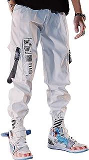 Men Joggers Cargo Street Wear Hip Hop Pants Lightweight Cargo Pants Street Style Fashion for Women