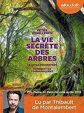 La Vie secrète des arbres - Livre audio 1CD MP3 de Peter Wohlleben