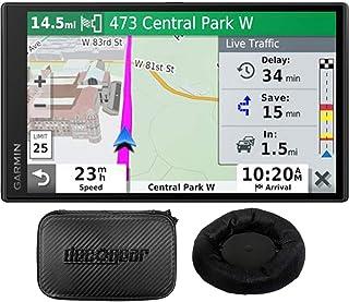 $189 » Garmin 010-N2153-00 DriveSmart 65 Premium Navigator w/Amazon Alexa (Renewed) Bundle with Deco Gear Universal Weighted GPS ...