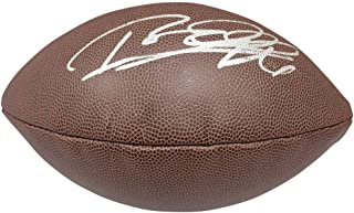 Rod Woodson Autographed Signed NFL Supergrip Football - Sports Collectibles Authentic
