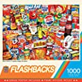 MasterPieces Flashbacks 1000 Puzzles Collection - Mom's Pantry 1000 Piece Jigsaw Puzzle For Adults by MasterPieces PuzzleCompany