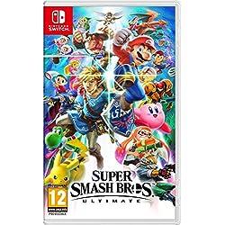 Nintendo Mario Kart 8 Deluxe + Super Smash Bros. Ultimate + ...