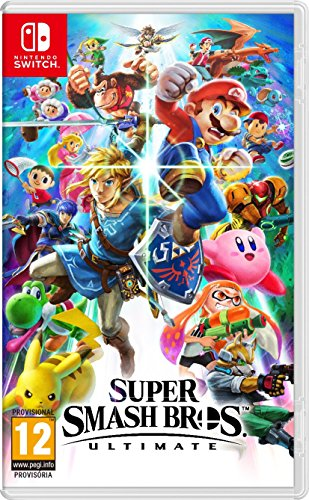 Super Smash Bros. Ultimate (Nintendo Switch
