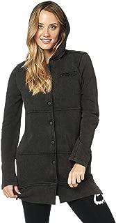 Women's Button Fleece