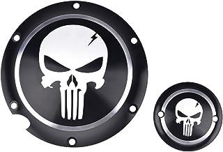Customaccess AZ1109N T/ête de Fourche Mod/èle Anarchy Noir Mat Customacces f/ür Harley Davidson Sportster 883 Iron 09