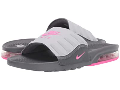 Nike Air Max Camden Slide (Dark Grey/Pink Blast/Cool Grey/Wolf Grey) Women