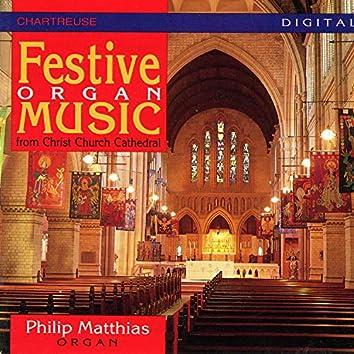 Festive Organ Music